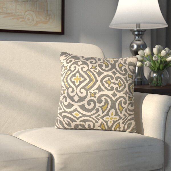 Ansonia Throw Pillow by Andover Mills| @ $26.99