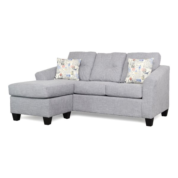 Popular Brand Desales Right Hand Facing Sectional by Andover Mills by Andover Mills