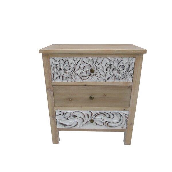 Boyabat 3 Drawer Accent Cabinet