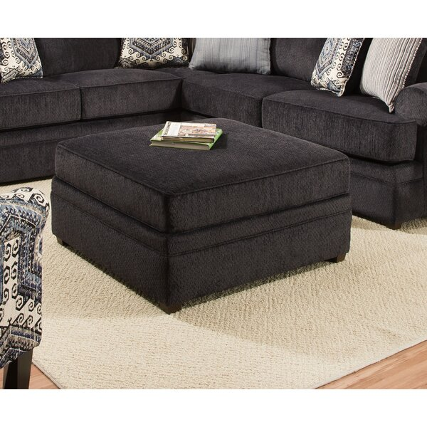 Dorothy Ottoman by Darby Home Co