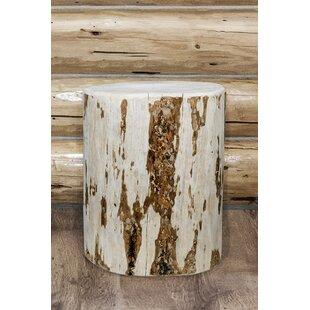 Tustin Cowboy Stump End Table