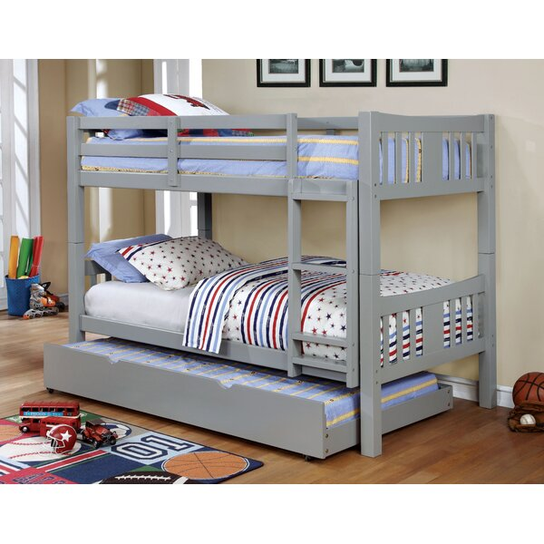 Martel Full Over Full Bunk Bed by Hokku Designs
