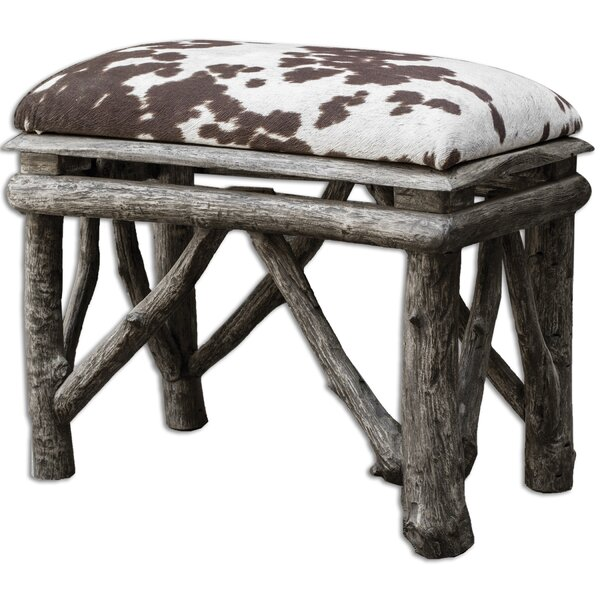 Chavi Vanity Bench by Uttermost