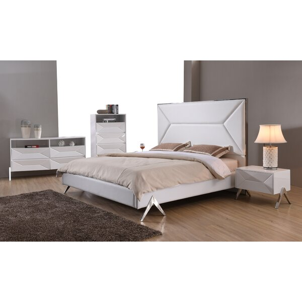 Anouk Platform 4 Piece Bedroom Set by Orren Ellis