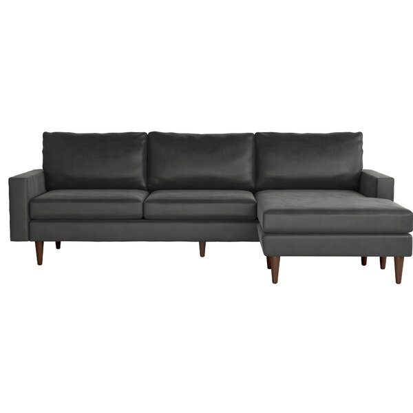 Lanora Right Hand Facing Sectional by Ivy Bronx