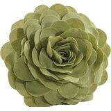 Montrose Floral Round Throw Pillow