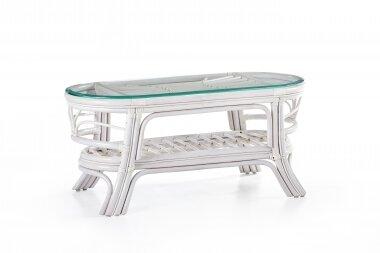 Bay Isle Home Glass Top Coffee Tables