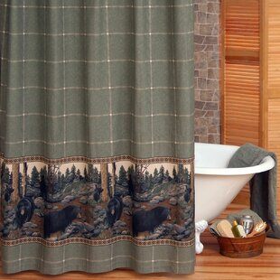 Best Reviews The Bears Shower Curtain ByBlue Ridge Trading