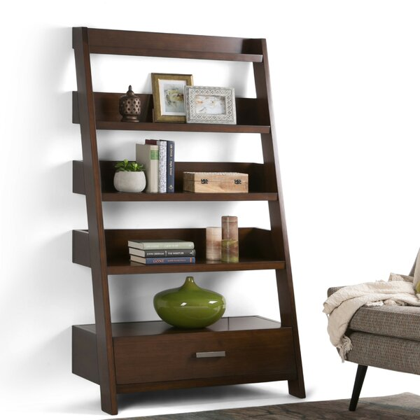 Deanna Ladder Bookcase by Simpli Home