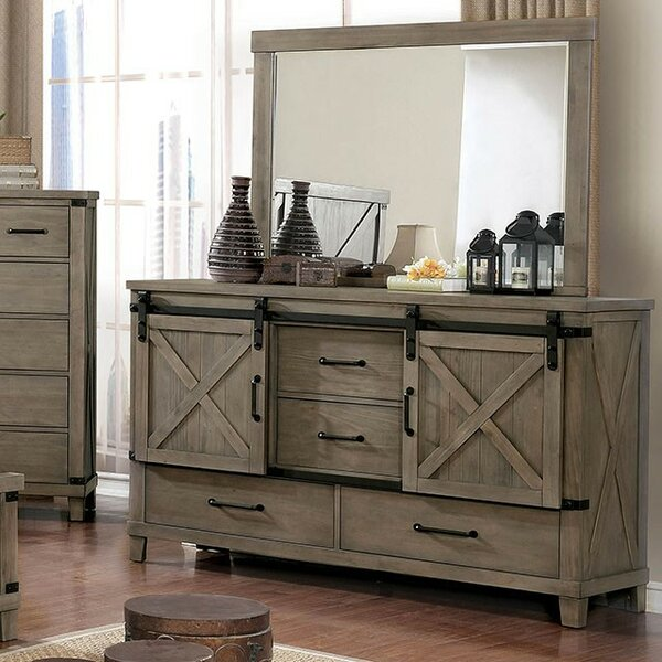 Grecia 4 Drawer Dresser by Three Posts