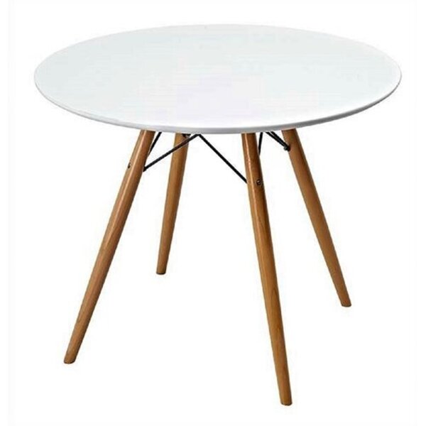 Helzer Dining Table George Oliver W001681613