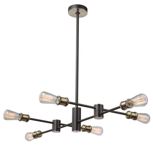 Tremaine 6-Light Chandelier by Corrigan Studio