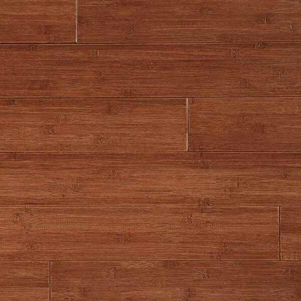 3-3/4 Solid Bamboo  Flooring in Chocolate by Easoon USA