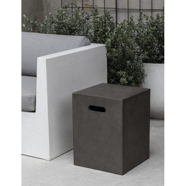 Urban Stone Side Table by Campania International
