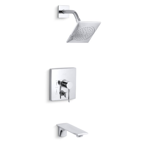 Stance Rite-Temp Bath/Shower Trim by Kohler