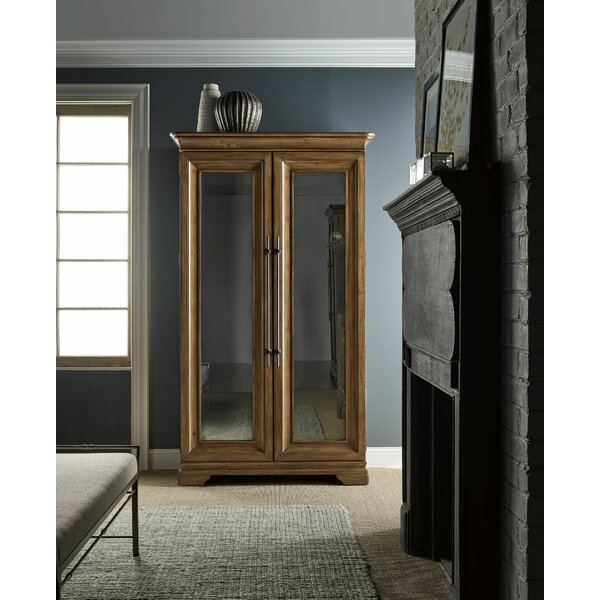 Murray Armoire By Canora Grey by Canora Grey Discount
