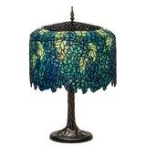 Wangaratta Tiffany 28 Table Lamp byAugust Grove