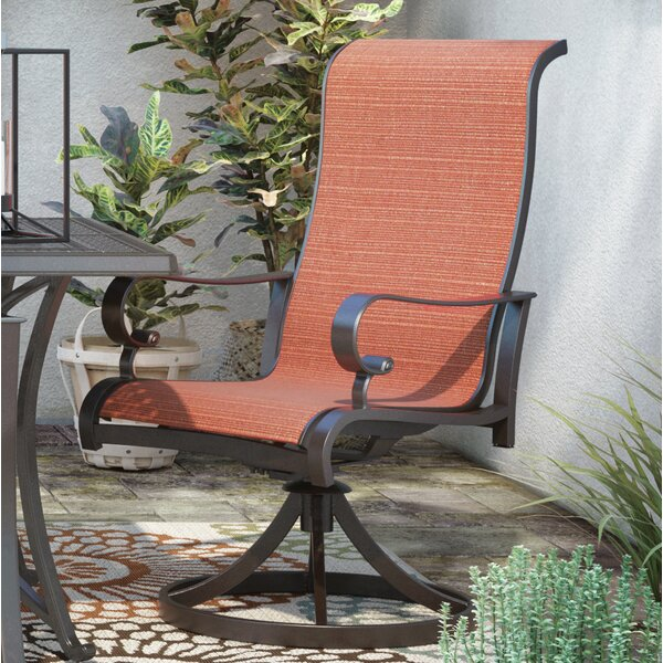 Barner Patio Dining Chair by Bloomsbury Market