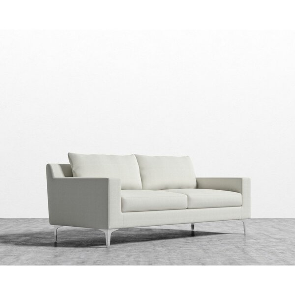 Cheapest Price For Isabella Standard Sofa by Everly Quinn by Everly Quinn