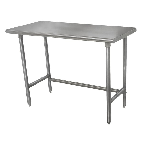 Heavy Duty Prep Table By Advance Tabco Great price