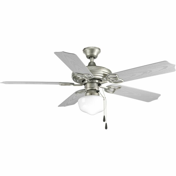 Castelli 5 Blade Outdoor Ceiling Fan by Highland Dunes