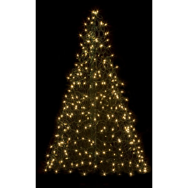 Crab Pot Christmas Tree® with 350 Mini Lights by Crab Pot Christmas Trees