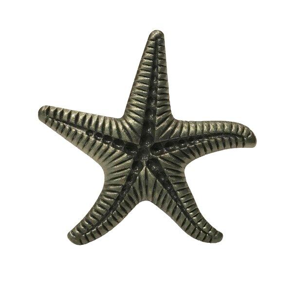 Starfish Novelty Knob by Shabby Restore