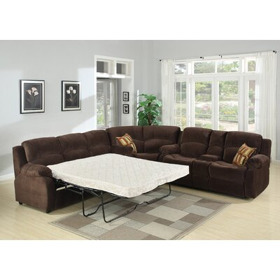 AC Pacific Tracy Sleeper Sectional & Reviews