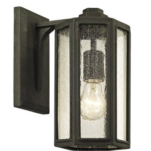 Affordable Hatherop Outdoor Wall Lantern By Gracie Oaks