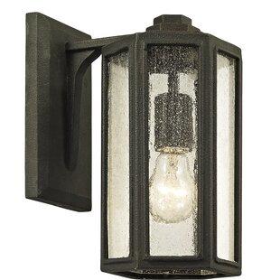 Price comparison Hatherop Outdoor Wall Lantern By Gracie Oaks