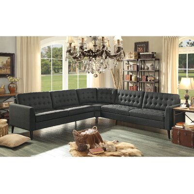 Brayden Studio Sectional Collection Upholstery Sectionals