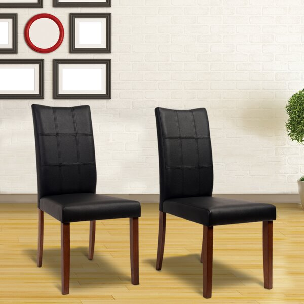 Laplant Side Chair (Set of 2) by Brayden Studio