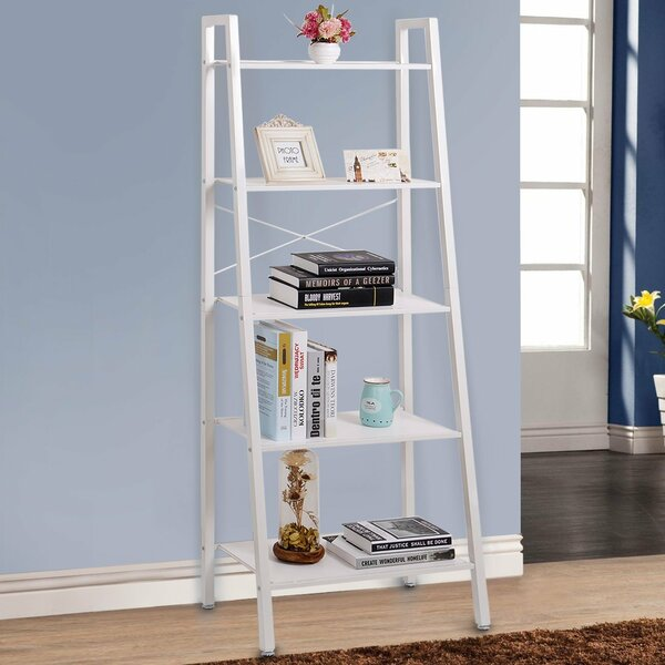 5 Tier Ladder Bookcase by Lifewit