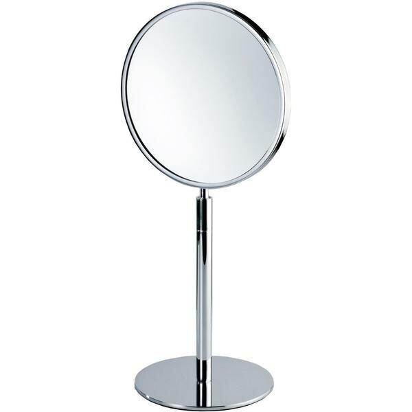 Korman Round Makeup/Shaving Mirror by Symple Stuff