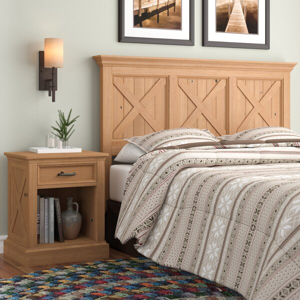 Burbury Country Lodge Standard 2 Piece Bedroom Set by Loon Peak