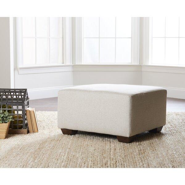 Colleen Ottoman by Wayfair Custom Upholstery™