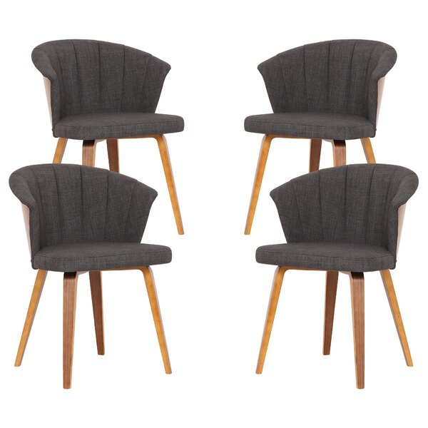 Breedlove Upholstered Dining Chair (Set of 4) by Corrigan Studio