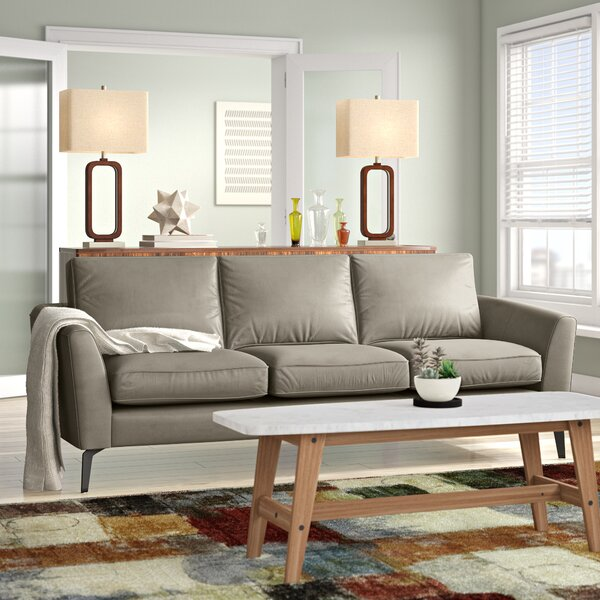 Expert Reviews Aaron Sofa by Modern Rustic Interiors by Modern Rustic Interiors