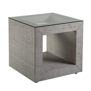 Precept Square End Table by Artistica Home