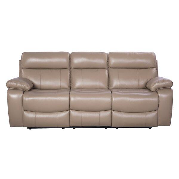 Brilliant Mellor Leather Reclining Sofa By Red Barrel Studio Coupon Frankydiablos Diy Chair Ideas Frankydiabloscom