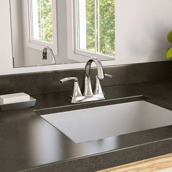 Bramwell Centerset Bathroom Faucet by Symmons