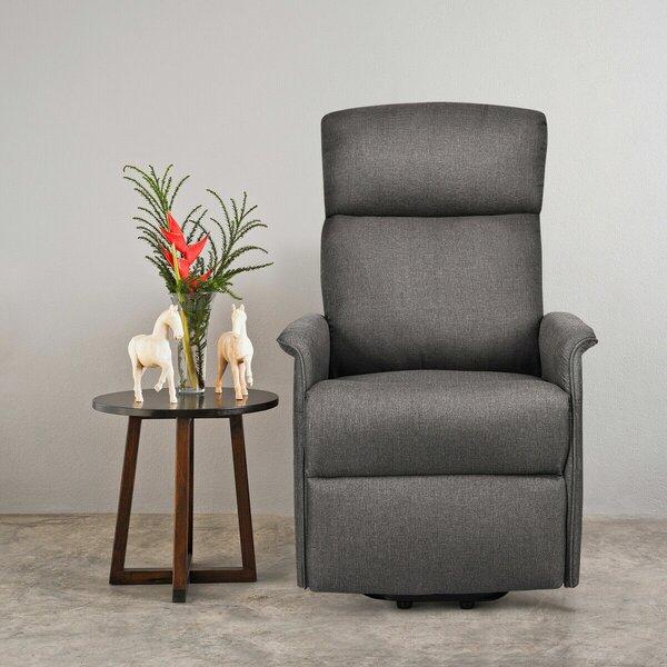 Reclining Massage Chair By Latitude Run
