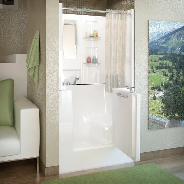 Mesa 40 x 31 Walk-In Bathtub by Therapeutic Tubs