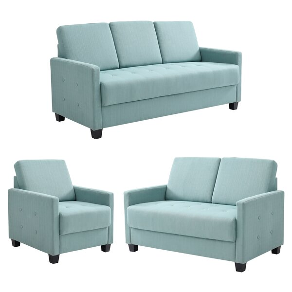 Kolya Configurable Living Room Set by Hashtag Home