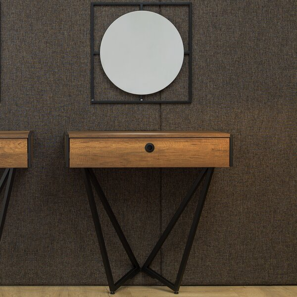 Deshawn Console Table and Mirror by Langley Street