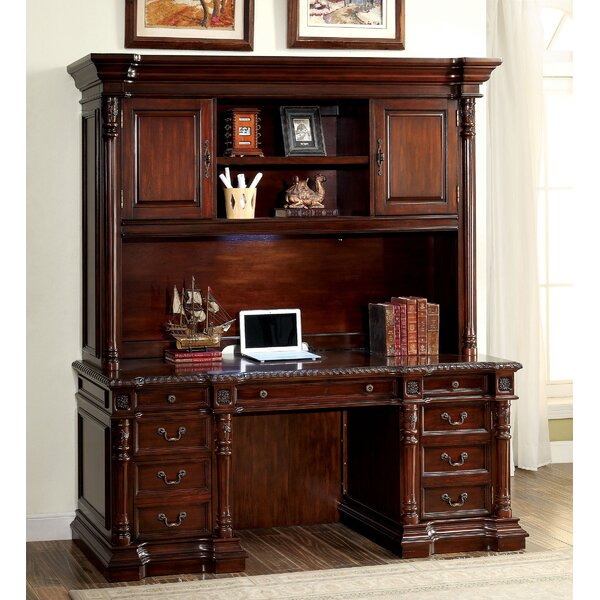 Bettie Standard Bookcase by Astoria Grand