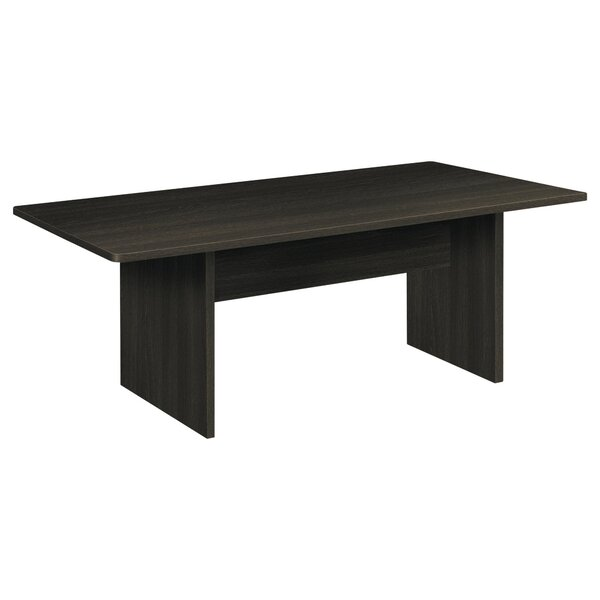 Series Rectangular Conference Table by HON