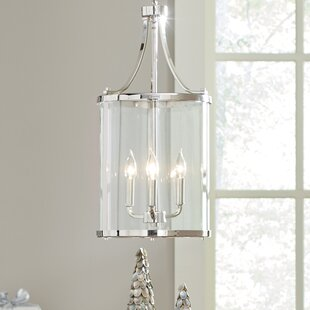 polished nickel pendants you ll love wayfair
