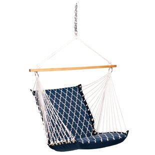 polyester chair hammock  by algoma    pany algoma    pany soft  fort cushion polyester chair hammock      rh   wayfair