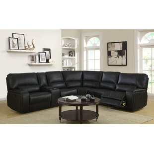 Trower Reclining Sectional